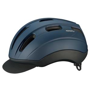 OGK(オージーケー) ヘルメット BC-Via (BC・ヴィア) M/L マットネイビー 20655007