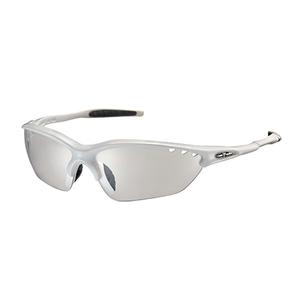 OGK(オージーケー) サングラス BINATO-X photochromic ホワイト/クリア調光 20660861