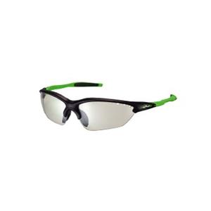 OGK(オージーケー) サングラス BINATO-X photochromic マットブラックグリーン/クリア調光 20660865