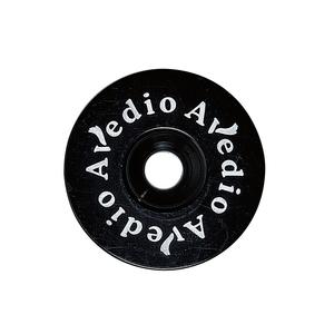 AVEDIO(エヴァディオ) 軽量アルミトップキャップ セパレート ブラック 30470642