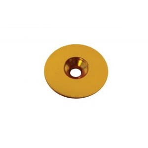AVEDIO(エヴァディオ) 軽量アルミトップキャップ セパレート(ロゴなし) ゴールド 30470653