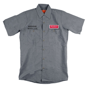 MERCURY(マーキュリー) 半袖ワークシャツ ME045065