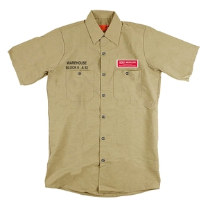 MERCURY(マーキュリー) 半袖ワークシャツ ME045126
