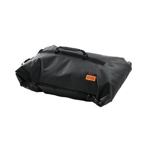 ドッペルギャンガー(DOPPELGANGER) ターポリンツーリングシートバッグ DBT427-BK シートバッグ