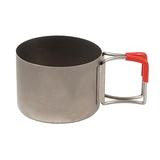 EVERNEW(エバニュー) デミタスカップ EBY285 チタン製マグカップ