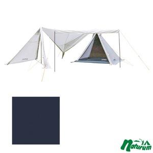 キャプテンスタッグ(CAPTAIN STAG) CSクラシックス キャンプベースUV+グランドシート【お得な2点セット】 UA-39 ロッジテント
