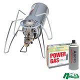SOTO レギュレーターストーブ+パワーガス×3【お得な2点セット】 ST-310 ガス式