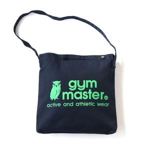 gym master(ジムマスター) フクロウロゴ 2WAYトートバッグ G180614