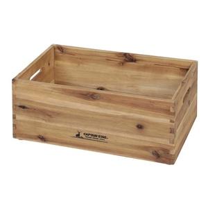 キャプテンスタッグ(CAPTAIN STAG) CSクラシックス 木製BOX(520) UP-2001
