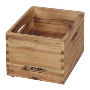 キャプテンスタッグ(CAPTAIN STAG) CSクラシックス 木製BOX(250) UP-2003