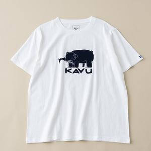 KAVU(カブー) ハイベア TEE Men's 19820421010007 メンズ半袖Tシャツ
