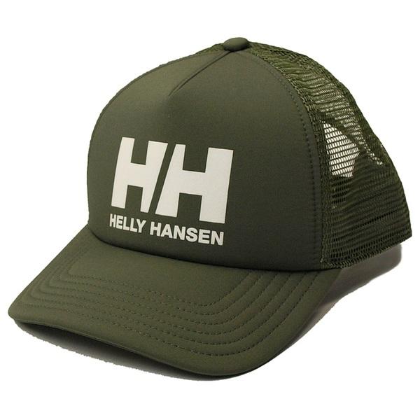 HELLY HANSEN(ヘリーハンセン) Logo Mesh Cap(ロゴ メッシュ キャップ) HCV91802 キャップ(メンズ&男女兼用)