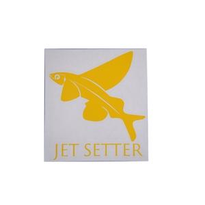 ジェットセッター JetSetter カッティングステッカー ステッカー