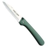 ユニフレーム(UNIFLAME) ギザ刃 キャンプナイフ 661840 フォールディングナイフ
