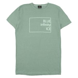 blue infinity ice(ブルーインフィニティアイス) PRINT T SHIRT(プリント ティー シャツ) M 338 BIJ91517