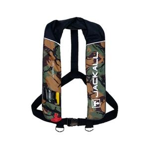ジャッカル(JACKALL) 自動膨張式ライフジャケット JK2520RS タイプA 遊漁船(釣り船)対応