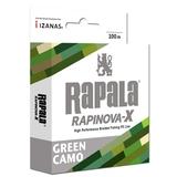 Rapala(ラパラ) ラピノヴァ エックス マルチゲーム 100m RLX100M80GC ブラックバス用PEライン