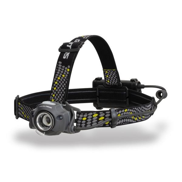 GENTOS(ジェントス) DELTA PEAK デルタピークシリーズ ヘッドライト 最大600ルーメン 単三電池式 DPX-318H ヘッドランプ