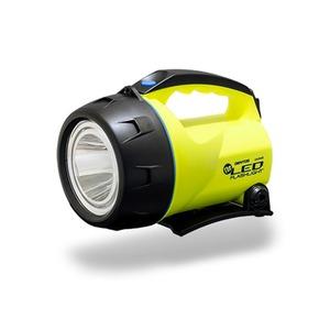 GENTOS(ジェントス) THE LEDシリーズ ハンディライト 最大450ルーメン 単一電池式 LK-214D