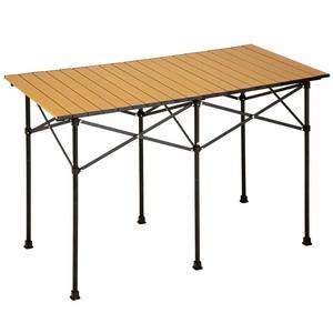 BUNDOK(バンドック) アルミロールテーブル115 BD-193