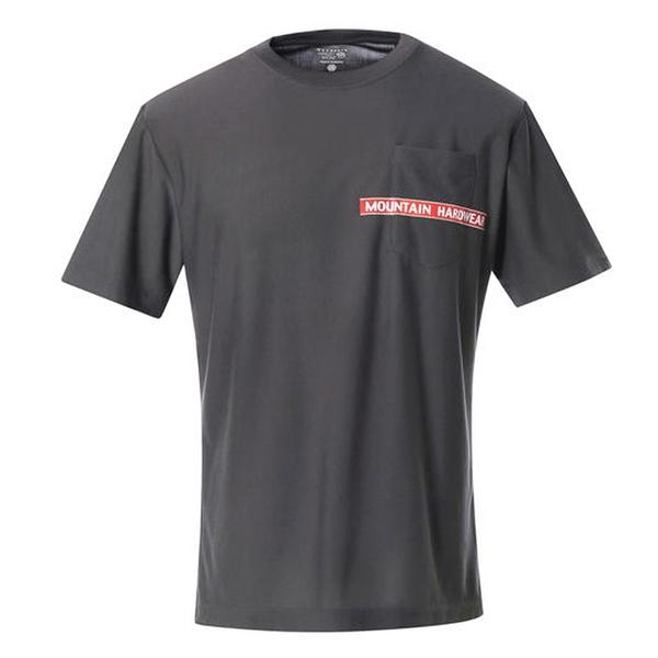 マウンテンハードウェア HARDWEAR GRAPHIC POCKET T(ハードウェアグラフィックポケットT) Men's OE8209 メンズ速乾性半袖Tシャツ
