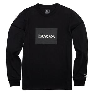 ダイワ(Daiwa) DE-80009 BOXロゴ ロングスリーブTシャツ 08331632