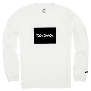 ダイワ(Daiwa) DE-80009 BOXロゴ ロングスリーブTシャツ 08331640