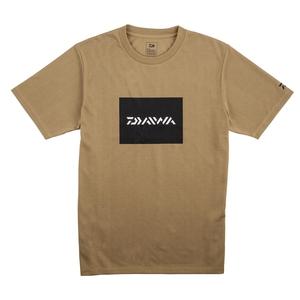 ダイワ(Daiwa) DE-81009 BOXロゴ ショートススリーブTシャツ 08331665