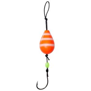 ダイワ(Daiwa) 穴釣り専科 アナヅリーSS 8号 オレンジゼブラグロー 07340457