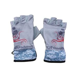 Fishman(フィッシュマン) 5フィンガーレスグローブ GB-201805