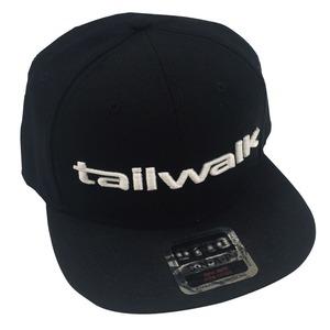 テイルウォーク(tail walk) TW フラットバイザーキャップ 13588 帽子&紫外線対策グッズ