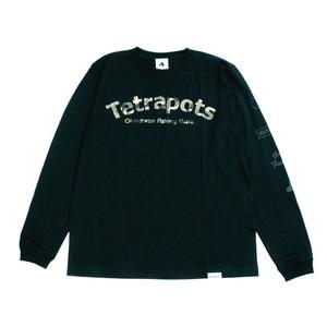 テトラポッツ(Tetrapots) CAMO LONG TEE TPT-030