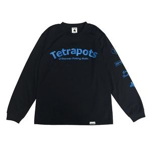 テトラポッツ(Tetrapots) DRY LONG TEE TPT-034