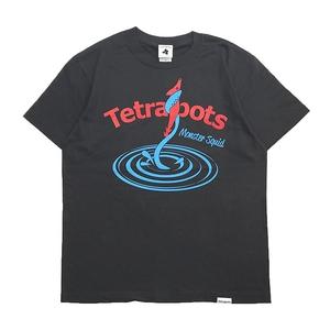 テトラポッツ(Tetrapots) SQUID TEE TPT-040