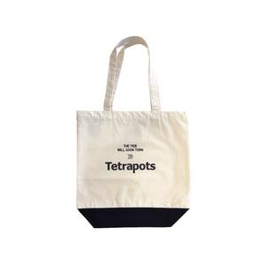 テトラポッツ(Tetrapots) LOGO TOTE TPG-043