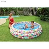 INTEX(インテックス) スターフィッシュプール #56440 ビーチ・プール用品