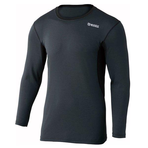 おたふく手袋(OTAFUKU) Dメッシュ ロングシャツ JW-602 メンズ速乾性長袖Tシャツ