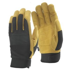 おたふく手袋(OTAFUKU) fubar マイクロストロング LL ブラックキャメル FB-53