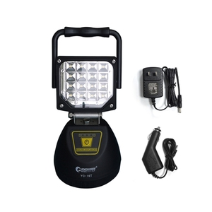 【送料無料】グッド グッズ(good goods) 充電式LED作業灯 1800ルーメン YC-16T