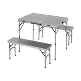 TENT FACTORY(テントファクトリー) オールインテーブルセット TF-HCST9066 テーブル・チェアセット