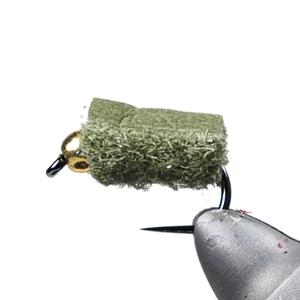 Bush Craft(ブッシュクラフト) ペレット#10ビーズ有り ダークオリーブ×3 80333