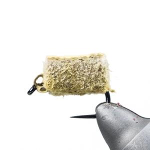 Bush Craft(ブッシュクラフト) ペレット#10ビーズ有り ナチュラル×3 80401
