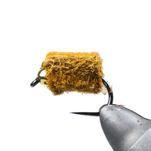 Bush Craft(ブッシュクラフト) ペレット#10ビーズ有り ペレットブラウン×5 80463