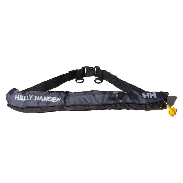 HELLY HANSEN(ヘリーハンセン) Hellyインフレータブル ベルトパック タイプA 遊漁船(釣り船)対応 HH81911 インフレータブル(自動膨張)