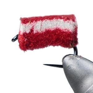 Bush Craft(ブッシュクラフト) ペレット ビーズなし 5 #12 ブラッドレッド 81774
