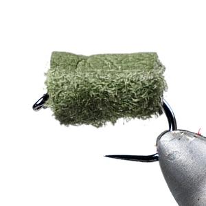 Bush Craft(ブッシュクラフト) ペレット ビーズなし 10 #12 ダークオリーブ 81859