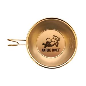 ネイチャートーンズ(NATURE TONES) ネイトンモンキー公式 シェラカップ NMSC-GOR