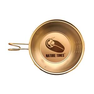 ネイチャートーンズ(NATURE TONES) ネイトンモンキー公式 シェラカップ NMSC-NEB