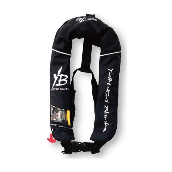 YAMAGA Blanks(ヤマガブランクス) YB自動膨張ライフジャケット タイプA 遊漁船(釣り船)対応 インフレータブル(自動膨張)