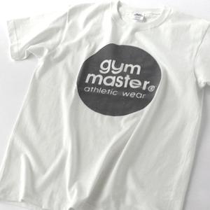 gym master(ジムマスター) サークル ロゴTEE G799301